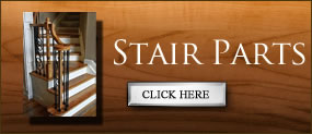 Residential and commercial stair parts